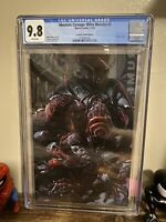 Absolue Carnage: Mile Morales 2 Clayton Crain Virgin Variant CGC 9.8