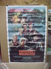 CODE NAME: WILD GEESE, orig rolled 1-sh / movie poster (Lee Van Cleef)