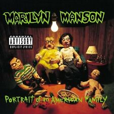 Marilyn Manson - Portrait of An American Family [New CD] Explicit