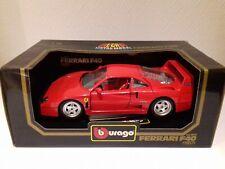 Ferrari F40 BURAGO 1/18