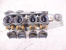 1984 Honda CB700SC CB700 Nighthawk S H1353' carburetors carbs set assy #1
