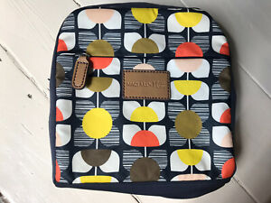 Orla Kiely Insulated Maclaren Pushchair Bottle Bag