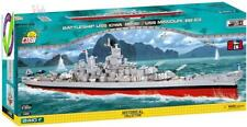 Cobi Toys Historical Collection Battleship Uss Iowa (Bb-61)/Uss Missouri (Bb-63)