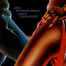 J.B.S INTERNATIONAL Disco Fever JAMES BROWN Polydor Records SEALED VINYL LP