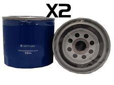X2 Oil Filter Suits Z89A FORD CORTINA TF ESCORT FALCON V8 AU AUII AU3 TRANSIT VG