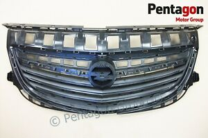 Genuine Vauxhall Insignia A 15-17 Facelift Front Bumper Grille Backing 13475415