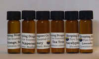 Essential Six 6 drams Oil Pure Therapeutic Essential Oils Basic Aromatherapy Set