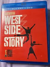 West Side Story (Blu-ray/DVD, 2011, 3-Disc Set, 50th Anniversary Edition)