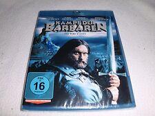 Kampf der Barbaren - DER TOD WARTET - Blu-ray OVP FSK 16