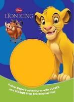 Disney's The Lion King Book & CD (Disney Book & CD), Disney, Very Good Book