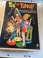 Vintage 1967 Tie N Tangle Hasbro Game