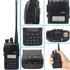 Puxing PX-888K WalkieTalkie UHF/VHF 128CH 5W FM Scrambler VOX DTMF2-Way Radio AS