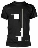 Official Bauhaus T Shirt Big Logo Black Classic Rock Metal Band Tee