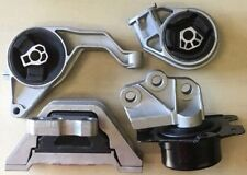 4PC MOTOR MOUNT FOR 2006-2011 CHEVROLET HHR 2.2L 2.4L AUTOMATIC  FAST SHIPPING
