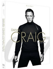 007 - DANIEL CRAIG COLLECTION (4 BLU-RAY) COLLEZIONE COMPLETA Con Daniel Craig