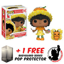 FUNKO POP STRAWBERRY SHORTCAKE ORANGE BLOSSOM & MARMALADE + FREE POP PROTECTOR