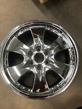 CHEVROLET SILVERADO 1500 PICKUP 2006 Wheel 20x8-1/2, exc. SS; chrome, 6 spoke