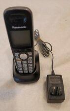 Panasonic KX-tga652b Dect6.0 Cordless Hand Set  with Charging Cradle
