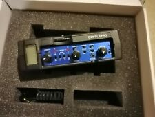 Beachtek DXA SLR PRO active preamp audio mixer