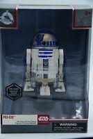 Disney Store Star Wars R2-D2 Elite Series Die Cast Action Figure New Box