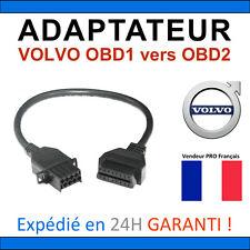 Adaptateur OBD2 vers VOLVO OBD1 - DIAG Auto DICE ELM327 VIVA