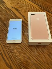 Apple iPhone 7 Plus - 128Gb - Rose Gold (Verizon) unlocked A1661 (Cdma + Gsm)