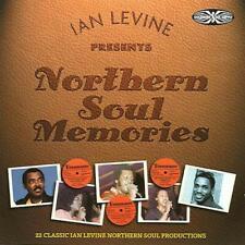 IAN LEVINE Presents NORTHERN SOUL MEMORIES New & Sealed CD (Goldmine Soul Supply