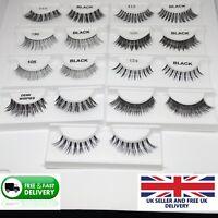 Strip Eyelashes 3D  Lashes Mink High Quality Eyelash Extensions