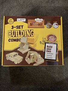 Kids Craft Building kit 3 Set Combo
