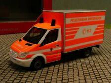 1/87 Herpa MB Sprinter Koffer Feuerwehr Wiesbaden 094511