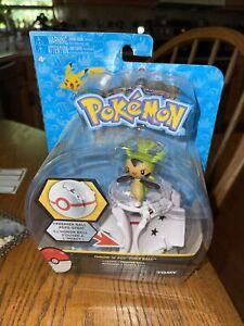 Chespin Pokemon Throw N Pop Poke Premier Ball Action Figure TOMY