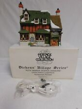 DEPT. 56 ~ DICKENS' VILLAGE ~ RUTH MARION SCOTCH WOOLENS ~ LIMITED EDITION 55859
