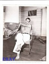 Billy DeWolfe barechested VINTAGE Photo circa 1947