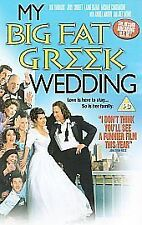 My Big Fat Greek Wedding VHS VIDEO BIG BOX EX RENTAL