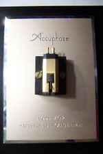 Accuphase AC-2 Moving-Coil Phono Cartridge Sapphire Tube Cantilever *ULTRA RARE*