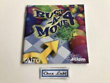Notice - Bust A Move 4 - Sega Dreamcast - PAL FAH