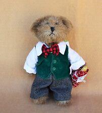 Boyds Bears Plush Matthew...Christmas Gifts LE Fall 2014+