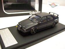 "Alfa Romeo 155 TS ""Plain Body"" Silverstone 1995, schwarz, hpi-racing 1:43, OVP"