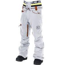 Équipements de neige vêtements, accessoires marrons pour les sports d'hiver Homme
