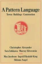A Pattern Language von Christopher Alexander (1978, Gebundene Ausgabe)