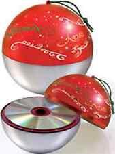 COFFRET JOYEUX NOEL CD 20 CHANSONS + BOULE DE NOEL