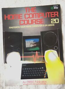 58918 Issue 20 The Home Computer Course Magazine 1983