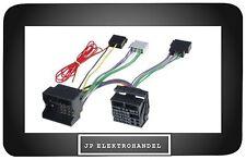 ISO Adapter Kabel Bluetooth PARROT NOKIA THB BURY für AUDI SEAT SKODA VW - NEU !