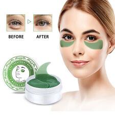 60Pcs Seaweed Collagen Eye Mask Patch Gel Pads Anti-Wrinkle Dark Circles Bags