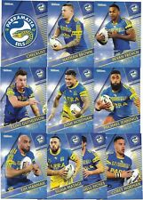 2018 NRL Traders Parramatta EELS Team Set