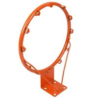 Basketball Rim Net Indoor Outdoor Hanging Basketball Goal with All Weather P5U1