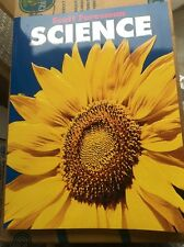 Science Grade K Workbook 2003,  Home school, elementary,review, consumables