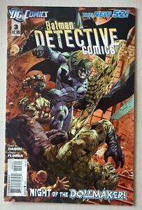 Batman Detective Comics The New 52 . Issue 3