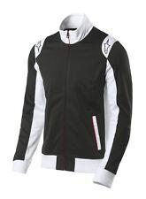 Alpinestars SPA Track Jacket - Black / White - Casual look jacket