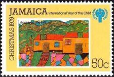 JAMAICA -1979- CHRISTMAS '79 - INTERNATIONAL YEAR OF THE CHILD - MNH Stamp  #464